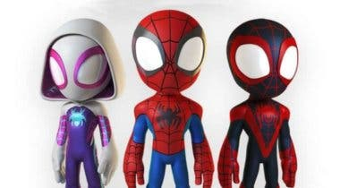 Imagen de Spidey and his Amazing Friends, nueva serie animada de Spider-Man para Disney Junior