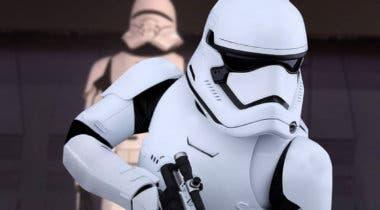 Imagen de Así será el nuevo stormtrooper de Star Wars: El ascenso de Skywalker
