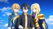 Imagen de Nuevos vídeos de Sword Art Online: Alicization Lycoris que presentan a un nuevo personaje