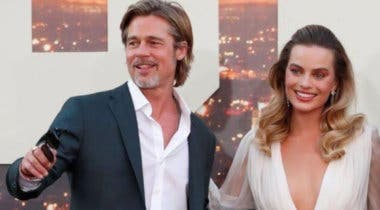Imagen de A Brad Pitt y Margot Robbie les gustaría aparecer en la Star Trek de Tarantino