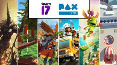 Imagen de Team17 presentará un nuevo juego durante la PAX West 2019