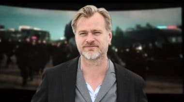 Imagen de Tenet: Logotipo oficial de lo nuevo de Christopher Nolan