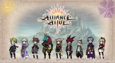 Imagen de The Alliance Alive HD Remastered muestra su sistema de combate en un nuevo tráiler