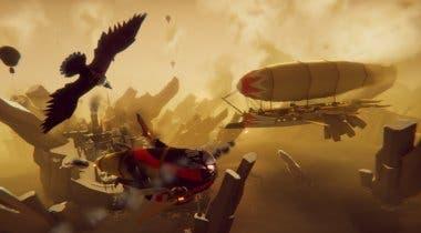Imagen de Nuevo título de combate aéreo y fantasía: el RPG The Falconeer