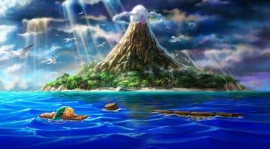 Imagen de The Legend of Zelda: Link's Awakening se promociona mostrando en vídeo el mapa del juego