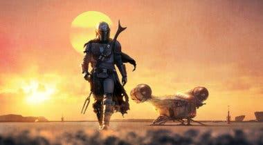 Imagen de The Mandalorian deslumbra en la D23 con su primer póster oficial