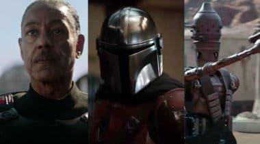 Imagen de The Mandalorian: Descripciones de los protagonistas de la nueva serie Star Wars