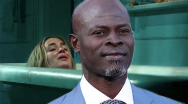 Imagen de Djimon Hounsou susituirá a Brian Tyree Henry en Un lugar tranquilo 2