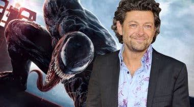 Imagen de Andy Serkis ya es oficialmente director de la esperada Venom 2