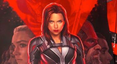 Imagen de Viuda Negra: Concept-arts y primer póster de la nueva película de Marvel