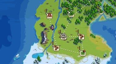 Imagen de El RPG táctico Wargroove contará con edición física en PlayStation 4 y Switch