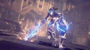 Imagen de Astral Chain revela el tamaño que ocupará en Switch