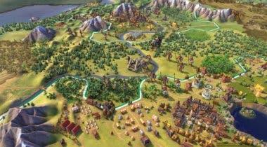 Imagen de Civilization VI es el título más rápidamente vendido de la franquicia