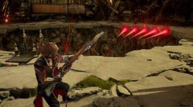 Imagen de Code Vein luce la bayoneta en su nuevo tráiler de armamento