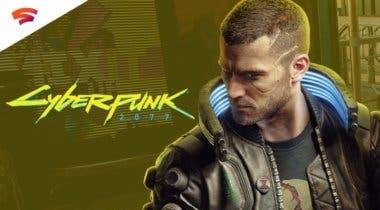 Imagen de Cyberpunk 2077 llegará también a Stadia
