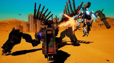 Imagen de El frame rate de Daemon X Machina fue prioridad en su desarrollo