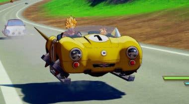 Imagen de Dragon Ball Z: Kakarot tendrá gameplay dedicado para el coche