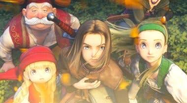 Imagen de Los datos de la demo de Dragon Quest XI S pueden transferirse al juego completo