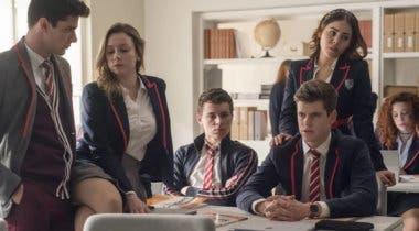 Imagen de Élite experimentará un cambio radical para la cuarta temporada