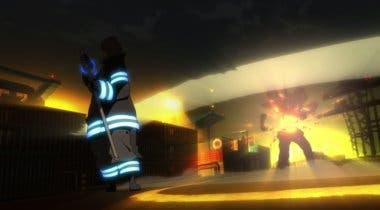 Imagen de Horario y dónde ver online el episodio 1×06 de Fire Force
