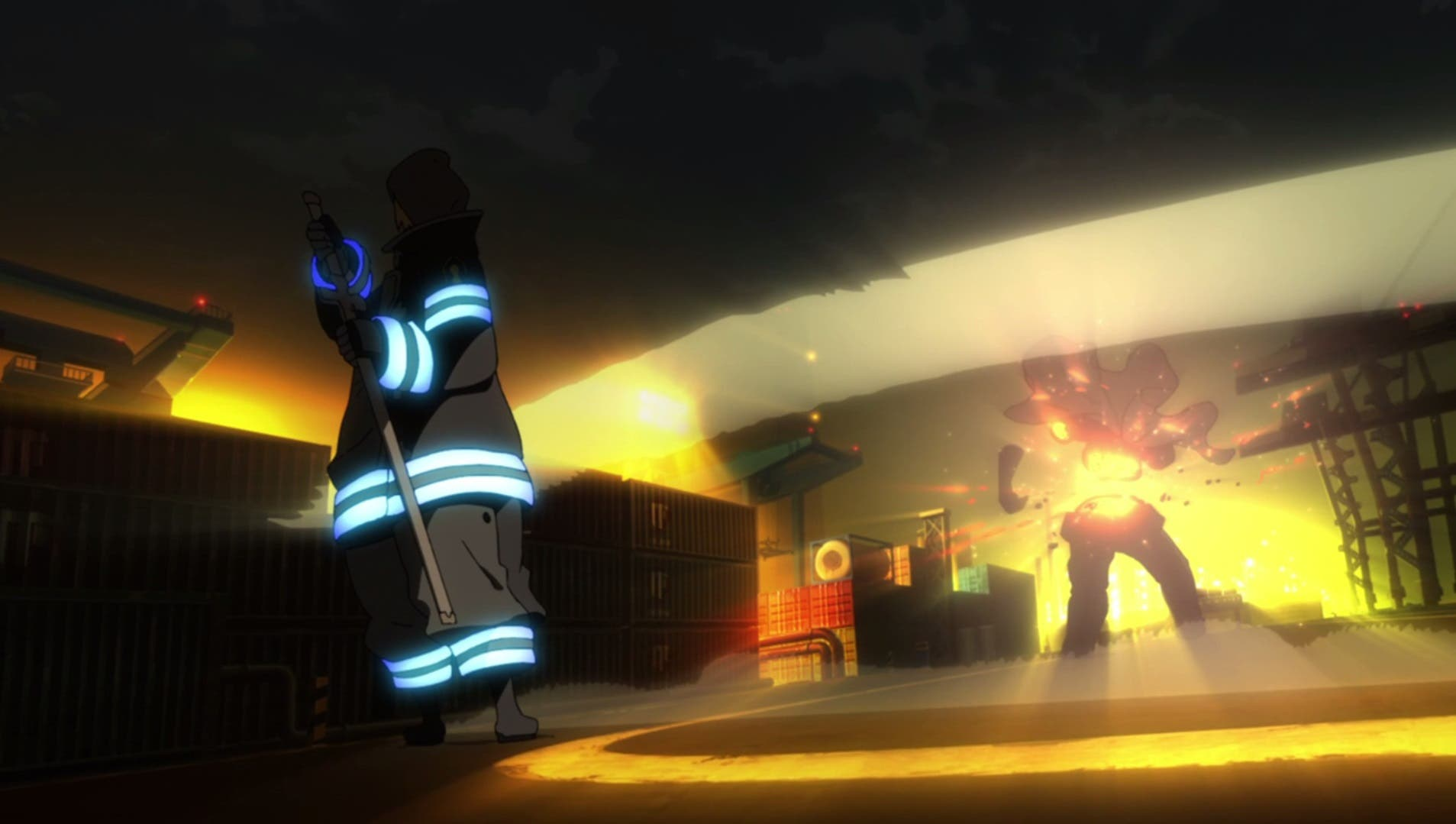 fire force 5 4