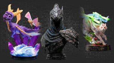 Imagen de First 4 Figures llevará a la Gamescom 2019 sus figuras y proyectos más esperados