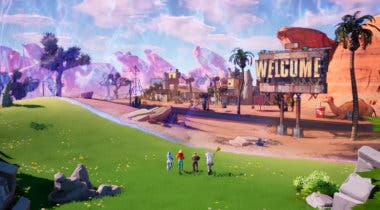 Imagen de Borderlands 3 llega a Fortnite con la actualización 10.20 del videojuego de Epic