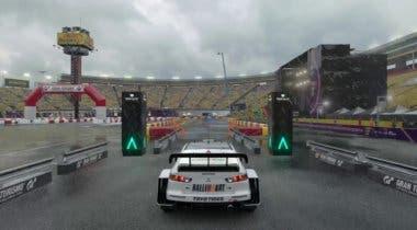 Imagen de Gran Turismo Sport recibiría el tan esperado efecto de lluvia a finales de agosto