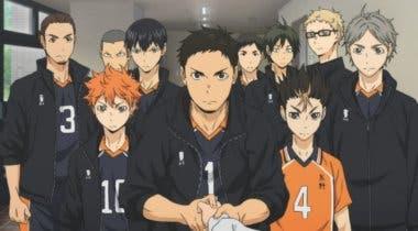 Imagen de Haikyuu!! Land vs. Sky y The Volleyball Way son anunciados como OVAs