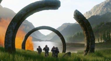 Imagen de La reciente marcha de dos productores de 343 Industries no han provocado problemas en el desarrollo de Halo Inifinite