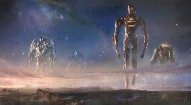 Imagen de Marvel da inicio al rodaje de Los Eternos en Reino Unido