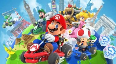 Imagen de Mario Kart Tour pone fecha oficial a su modo multijugador