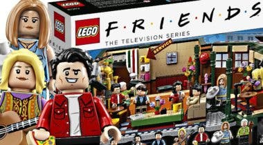 Imagen de LEGO lanza un espectacular y detallado set oficial de Friends por su 25 aniversario