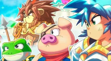 Imagen de Monster Boy and the Cursed Kingdom tendrá versiones para PS5 y Xbox Series