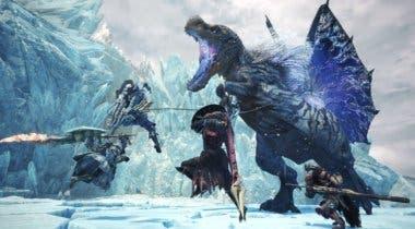 Imagen de Monster Hunter World: Iceborne muestra las evoluciones de Anjanath, Odogaron y Glavenus