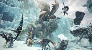 Imagen de Monster Hunter World: Iceborne muestra historia, monstruos y más en teasers
