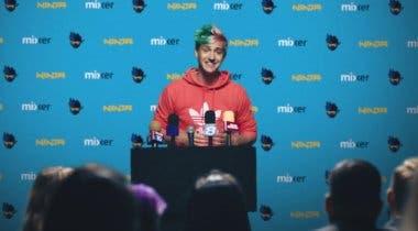 Imagen de Ninja se pasa a Minecraft en protesta a los recientes cambios en la temporada X de Fortnite