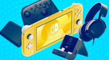 Imagen de Nintendo ya trabaja en las pantallas de futuros modelos mejorados de Nintendo Switch