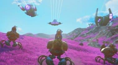Imagen de No Man's Sky se actualiza para corregir 'crashes' en consola