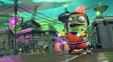 Imagen de EA registra oficialmente Plants vs. Zombies: Battle for Neighborville