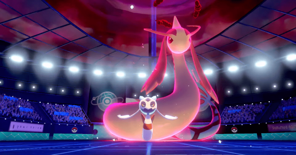 Pokémon Sword and Shield unveils new movements, abilities and effects on video 3