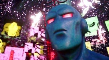 Imagen de Prometheus, el gran villano de Jump Force, será un personaje jugable