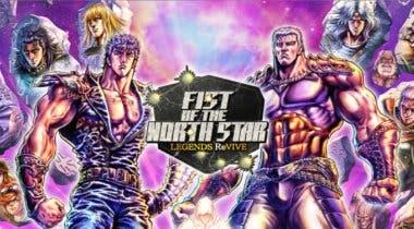 Imagen de Fist of the North Star: Legends ReVIVE confirma fecha de lanzamiento a nivel mundial