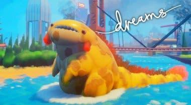 Imagen de Ruckus: Just another natural disaster es un increíble juego creado dentro de Dreams