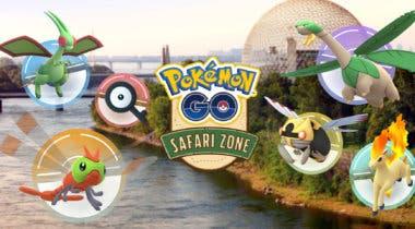 Imagen de Pokémon GO recibirá la llegada de una espectacular Zona Safari