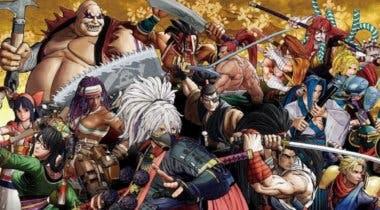 Imagen de Samurai Shodown confirma a Shizumaru Hisame como DLC gratuito para septiembre