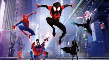 Imagen de Spider-Man: Un nuevo universo derivará en múltiple series live-action