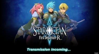 Imagen de Star Ocean: First Departure R comparte al fin sus primeras capturas