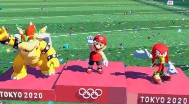 Imagen de Mario & Sonic en los JJOO Tokio 2020 ya tiene fecha de lanzamiento