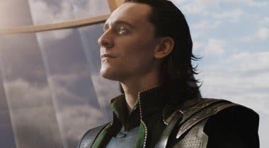 Imagen de Tom Hiddleston comparte la primera imagen del rodaje de Loki, la serie de Disney +